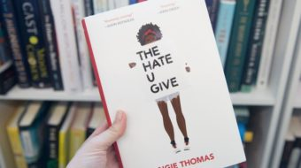 'The Hate U Give' teaches us to read and act collectively