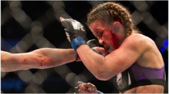Down, but not out: Leslie Smith's UFC fight continues after setback