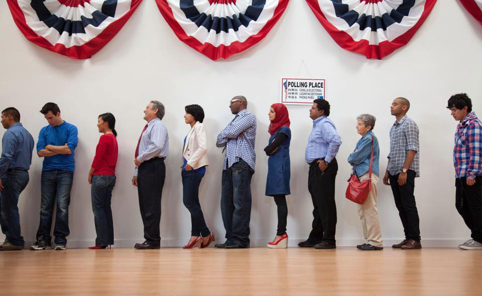 Voter rights propositions look like winners in battleground state of Michigan