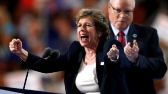 """AFT's Weingarten: """"No poll that matters but Election Day."""""""