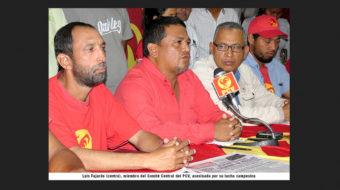Asesinado Miembro del Comité Central del PCV
