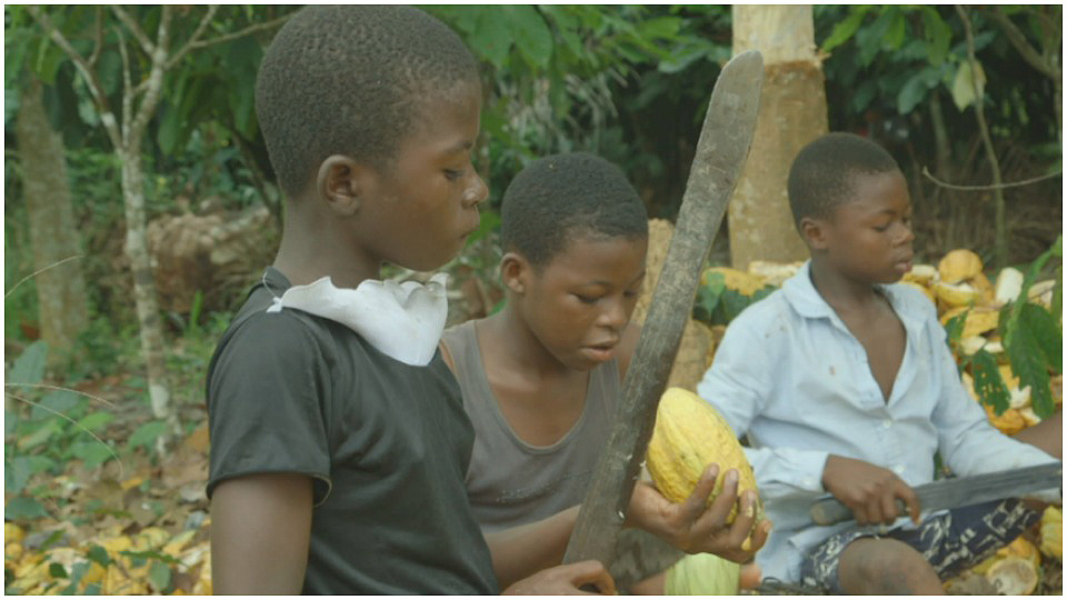 'Invisible Hands' documentary exposes global child labor and trafficking