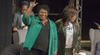 """Oprah pulls for Stacey Abrams in battle for the """"soul of Georgia"""""""