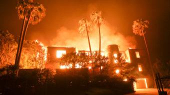 California apocalypse: Fire and fury