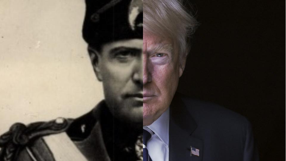 Mimicking Mussolini: Trump's war on the First Amendment