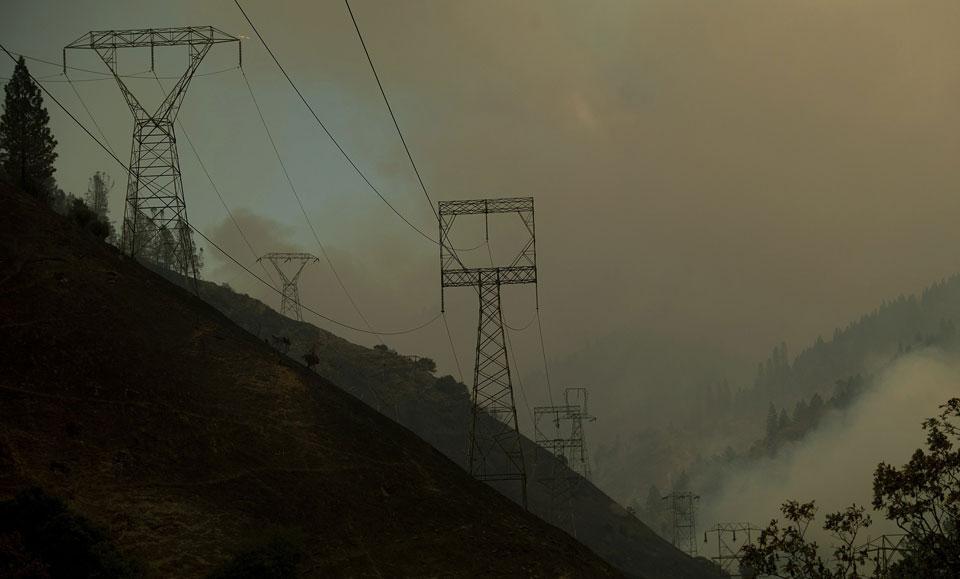 Fires put pressure on California utilities despite new pro-company law