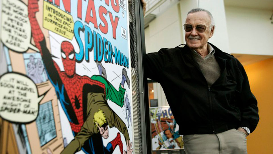 Stan Lee, 95: A comic creator's Marvelous legacy