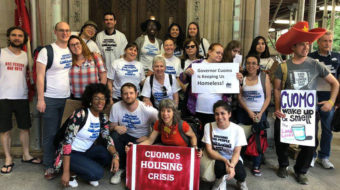 Following New York elections, tenants hit the ground running
