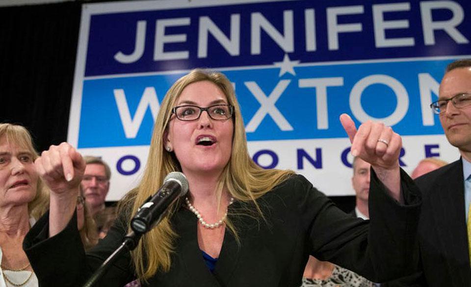 Big advances for Democrats in Virginia