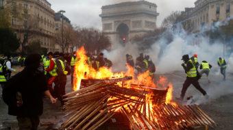 """Revolution"" sweeps France; people demand Macron resign"