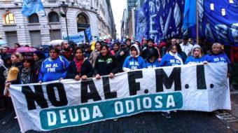 Declaración de Buenos Aires: V Reunión de la Coordinación Continental de ALBA Movimientos
