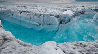 """Greenland melting is """"off the charts"""""""
