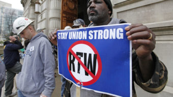 "Kentucky Supreme Court upholds GOP-passed ""right-to-work"" law"