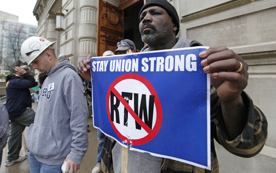 """Kentucky Supreme Court upholds GOP-passed """"right-to-work"""" law"""