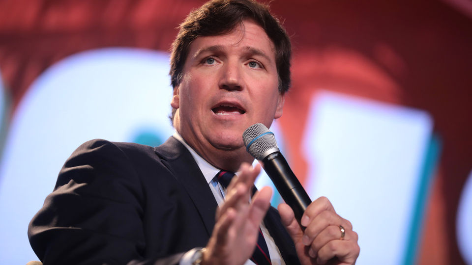 Does Tucker Carlson's class politics raise any red flags?