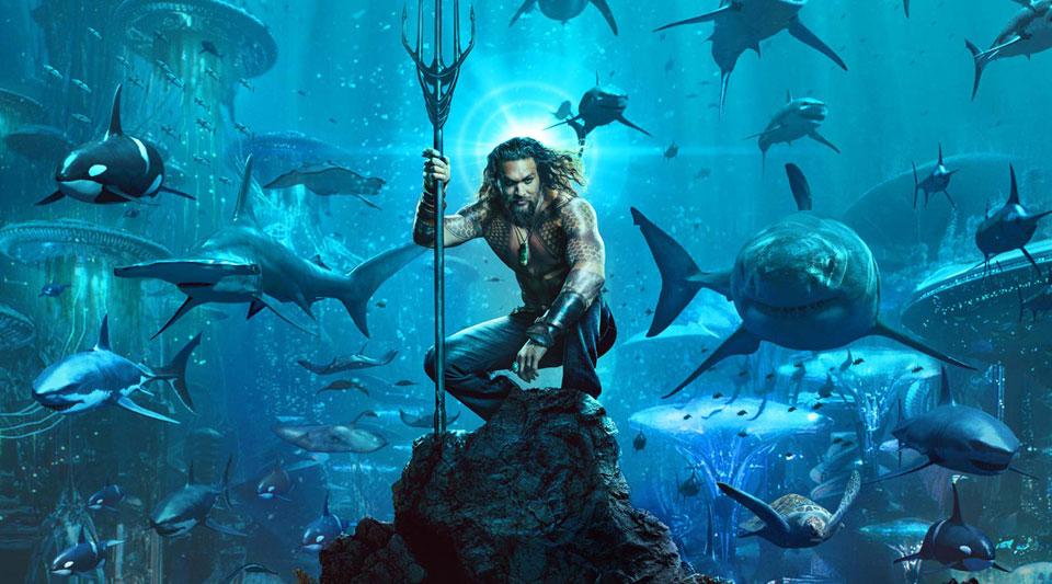 'Aquaman': The life aquatic with Hawaiian Polynesian Power superhero Jason Momoa