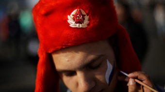 Soviet socialism more popular than ever among Russians
