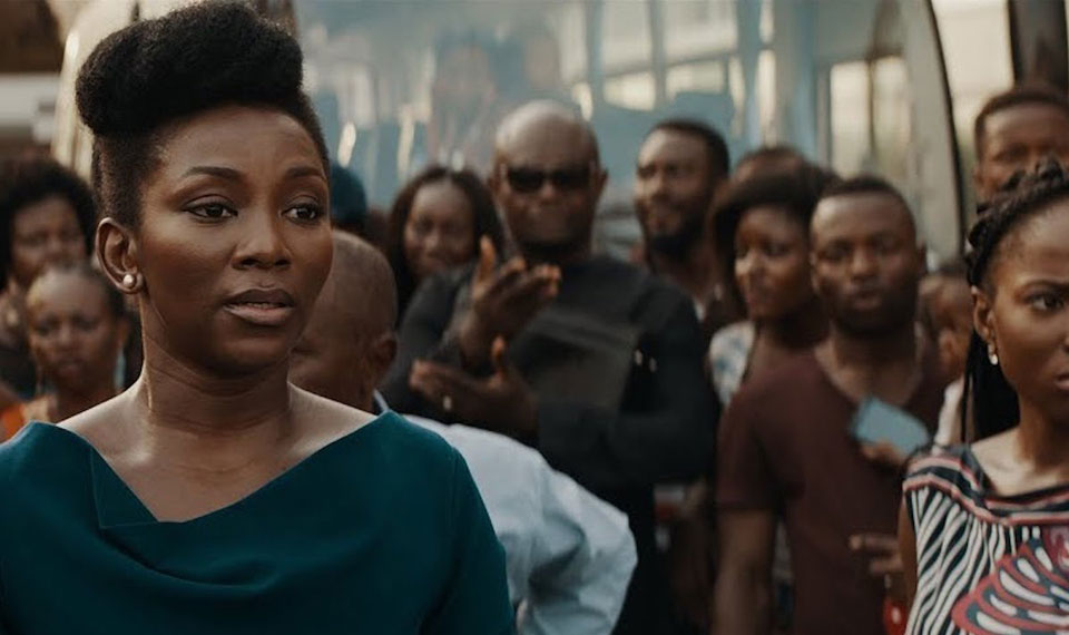 """Nigerian cinema breaks out to wide audience with Netflix's """"Lionheart"""""""