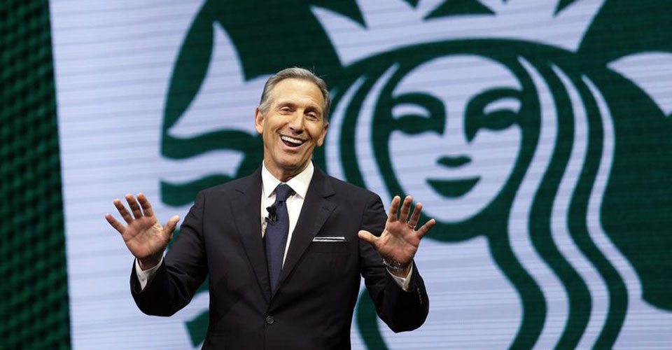 Starbucks 2020—Another billionaire presidential candidate who doesn't get it