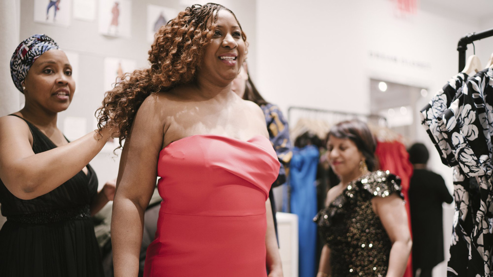 Oscars: Domestic workers walk the red carpet to celebrate 'Roma'