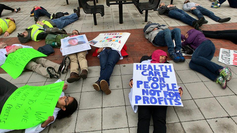 Let Medicare negotiate lower prescription drug prices!