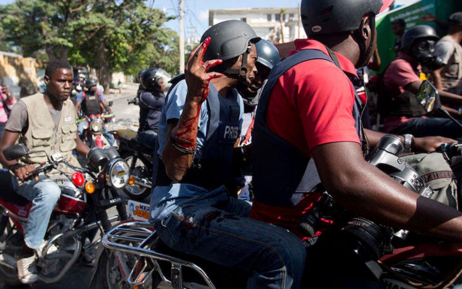 So-called humanitarian intervention a sham in Haiti and Venezuela