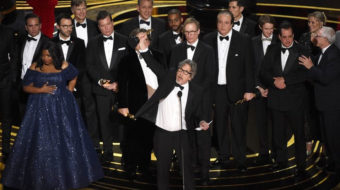 'Green Book' wins best picture in an upset at multiracial Oscars