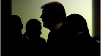 A specter is haunting Donald Trump—the specter of socialism
