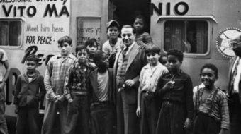 Vito Marcantonio, N.Y.'s socialist congressman, the subject of one-man play