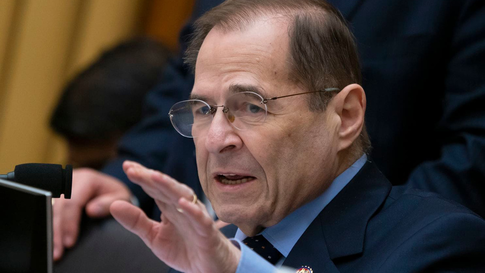 """Impeachment talk heats up; Nadler points to """"abuse of power"""""""