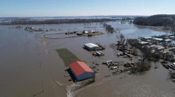 Nebraska flood damage losses hit $1.4 billion, more states flooded