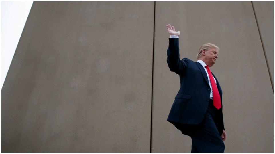 "GOP senators split to block border ""emergency""; Trump responds with veto"