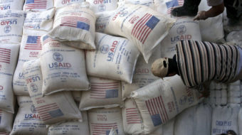 U.S. uses humanitarian assistance to hide regime change efforts in Venezuela