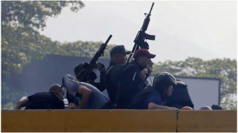 """U.S.-backed coup in Venezuela moves into """"final phase"""""""