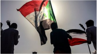 Sudanese Communists reject military rule; demand power to the people