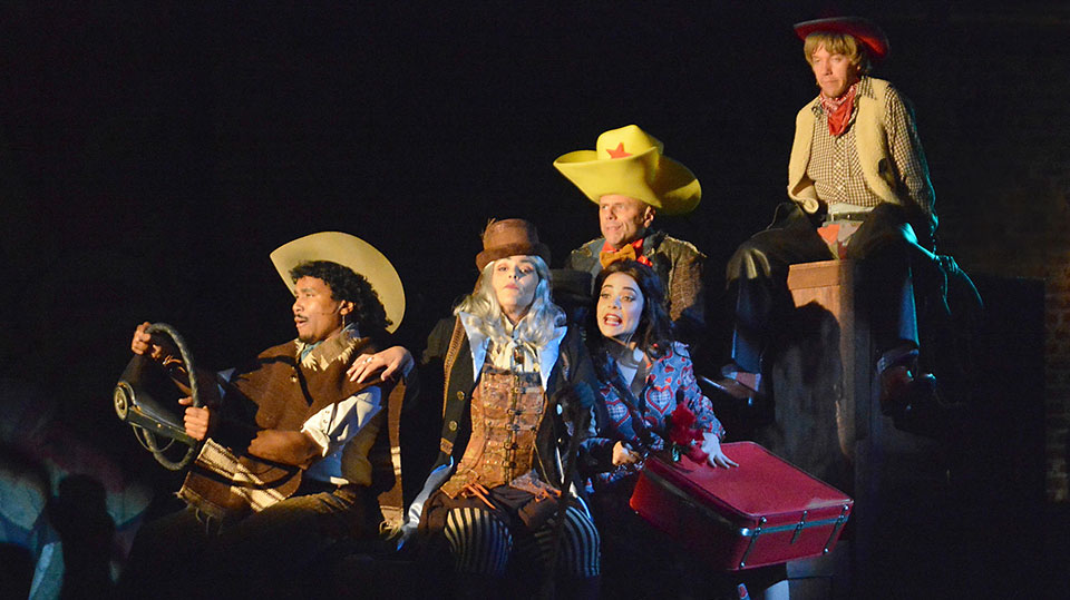 """""""Bronco Billy, The Musical"""" review"""