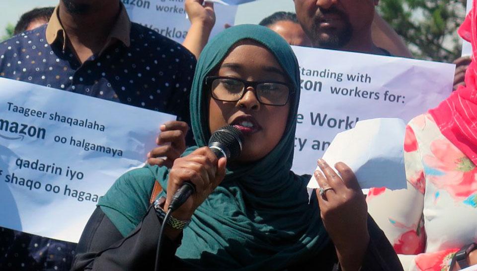 Muslim group files discrimination, retaliation complaint against Amazon