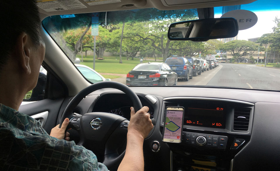 Digital picket line: Uber and Lyft drivers on strike today