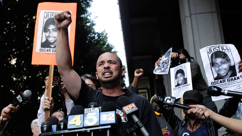 Unsealed report reveals Oscar Grant's murder by BART police was no accident