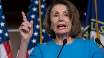 Subpoena war rages, Democratic leaders call for impeachment inquiry