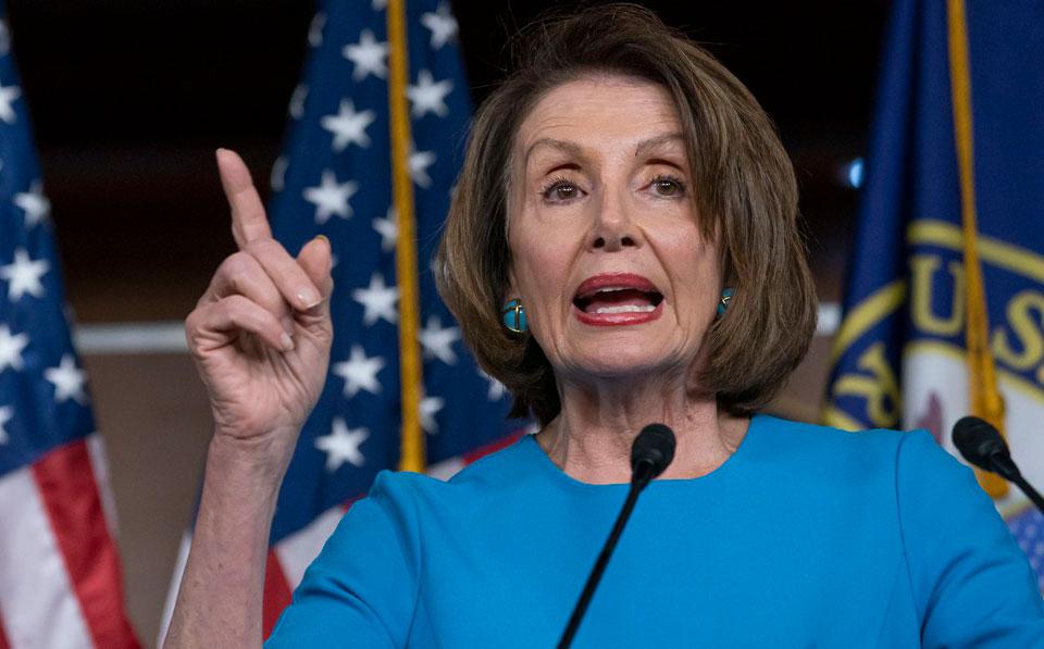 Subpoena war rages, Democratic leaders call for impeachment inquiry