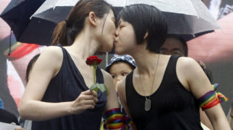 Love wins in Taiwan: First in Asia to recognize LGBTQ marriage equality