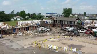 Tornadoes hit unusually wide swaths of U.S., alarming scientists