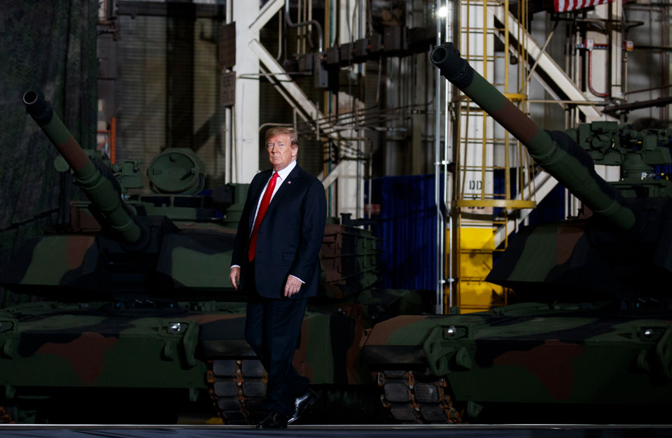 Trump earns new title: War criminal