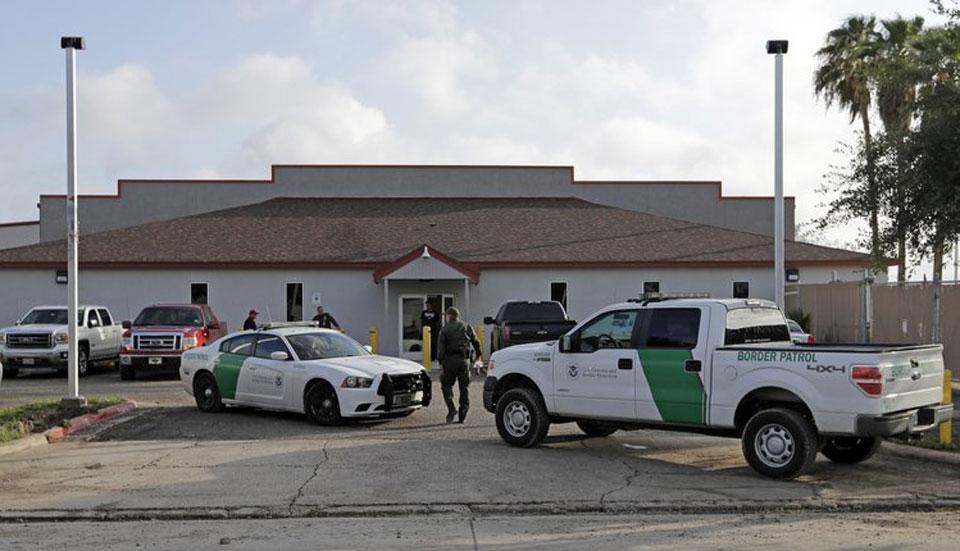Premature baby found in Texas Border Patrol prison