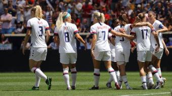 Women's World Cup: Championship U.S. team still earn less than men
