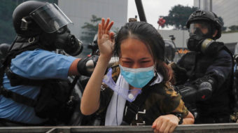 Hong Kong protests continue after government withdraws extradition law