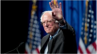 "Invoking FDR, Sanders lays out his agenda for ""democratic socialism"""