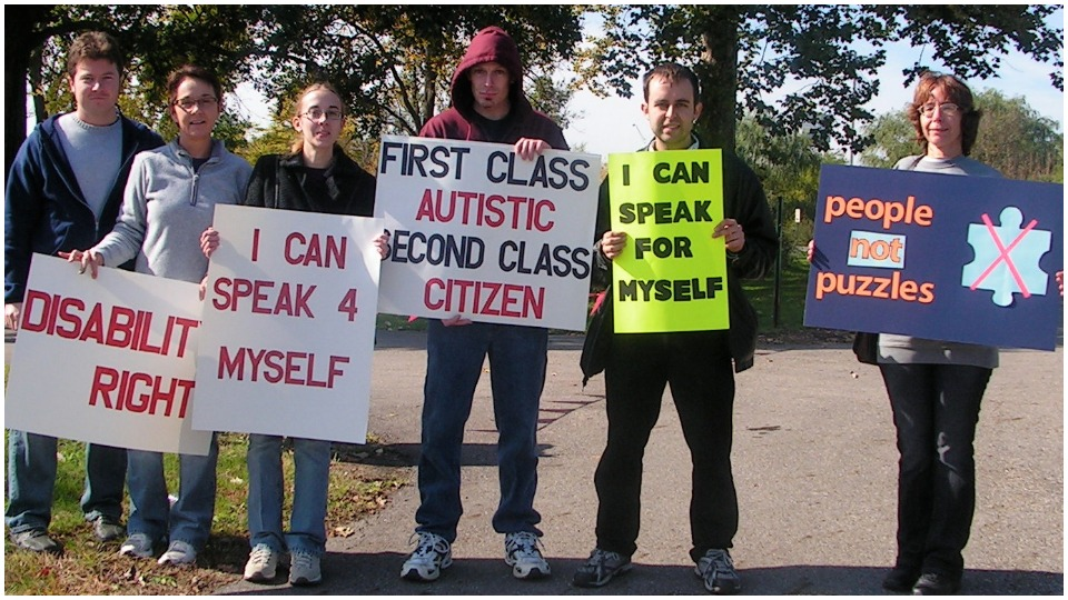 Battling ableism: Standing up for autistic rights on the job