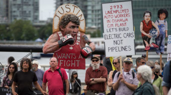 Canadian Communist leader Rowley hits Trudeau Liberals' OK of pipeline